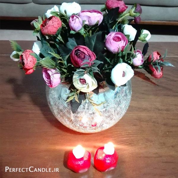شمع انار ویژه شب های یلدا