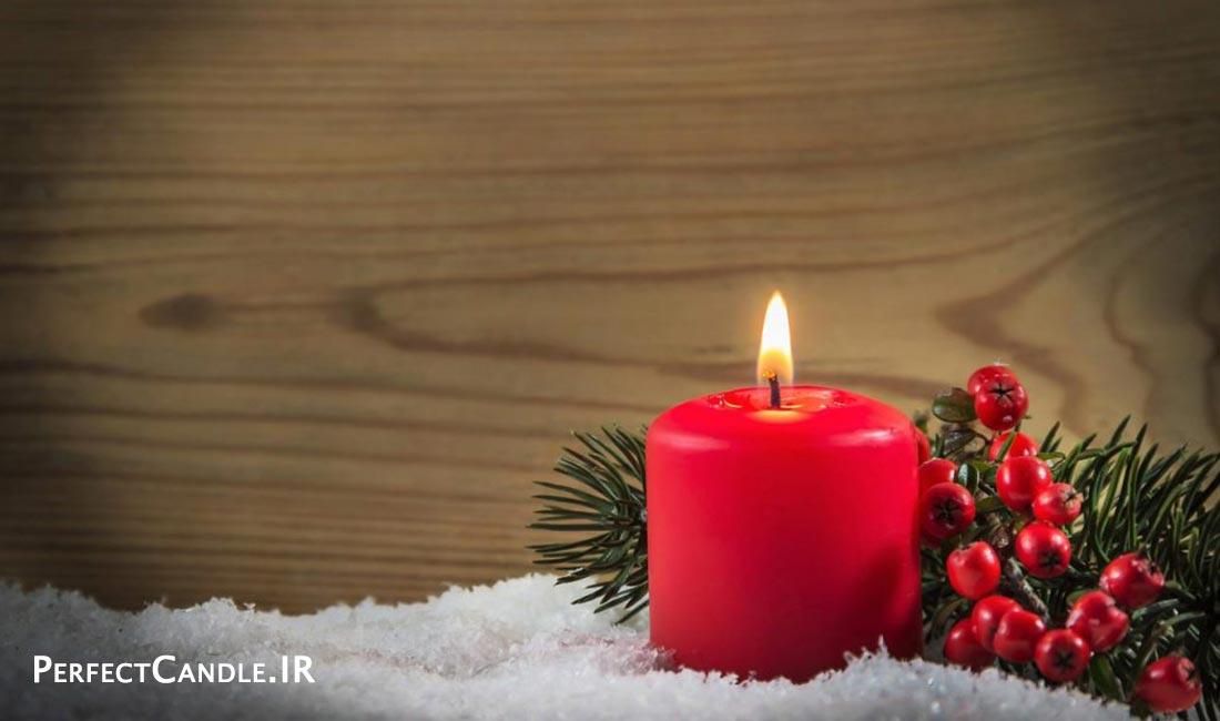 آموزش ساخت شمع