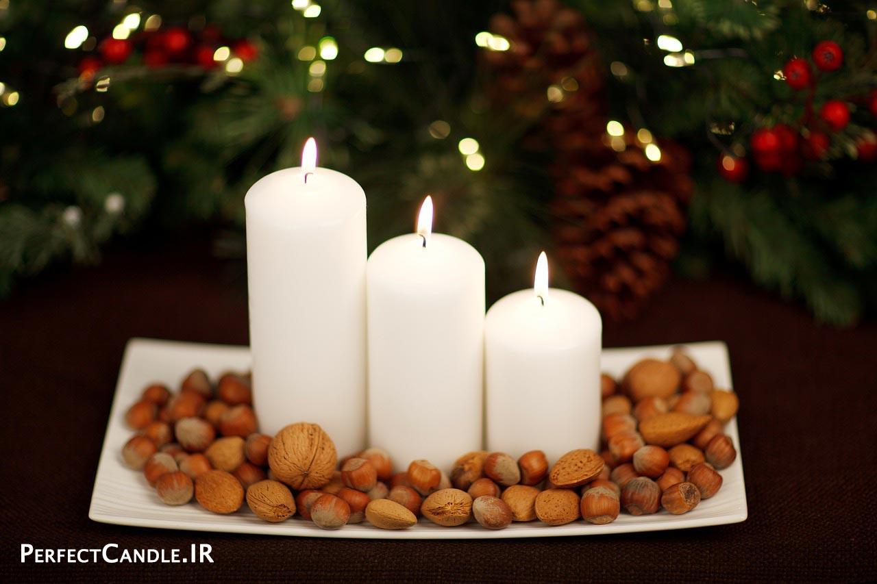 تاریخچه شمع سازی و کاربرد های آن