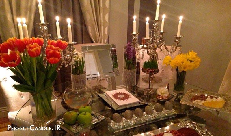 شمع عید نوروز