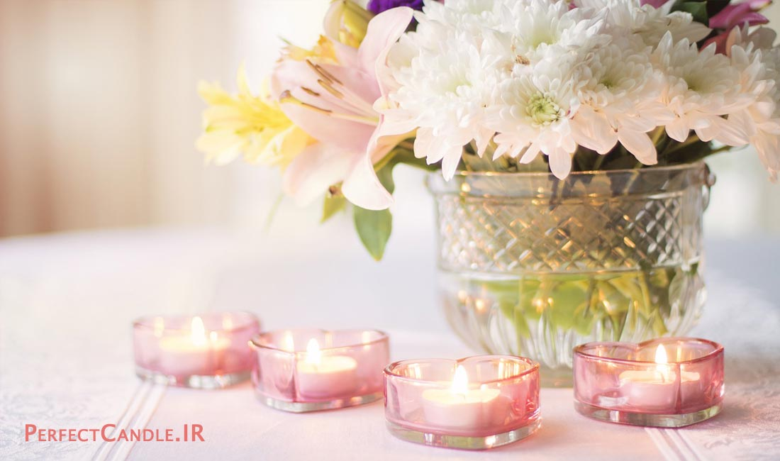 قیمت شمع - قیمت ارزان شمع