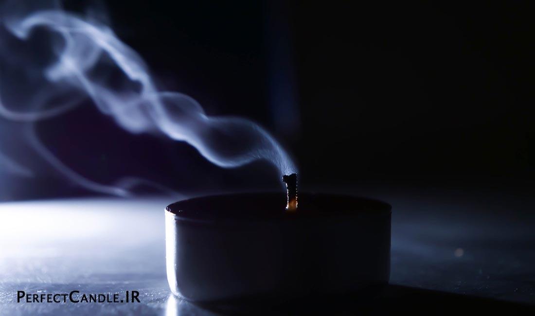 در مورد نسوختن شمع چه می دانید
