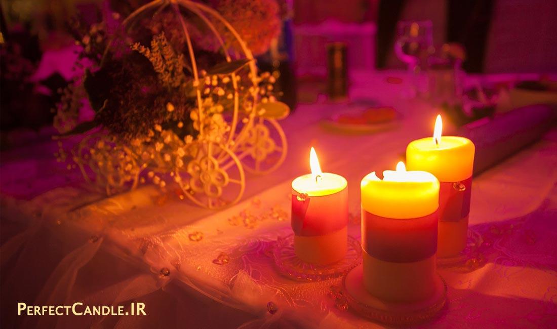 همه چیز در مورد شمع استوانه ای