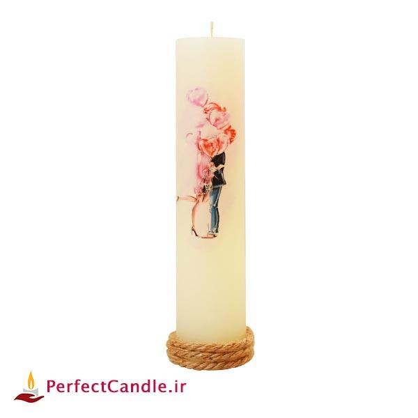 شمع ولنتاین عاشقانه ۴