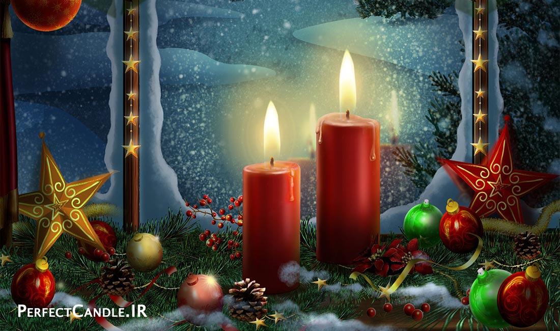 چگونه شمع نوروز بسازیم؟