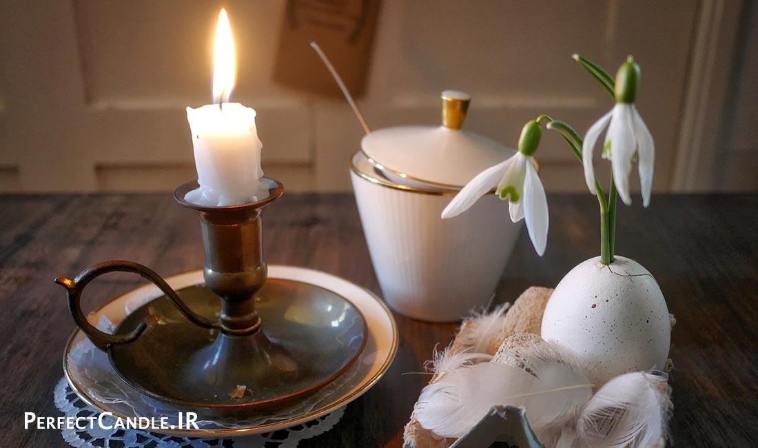 دلایل استفاده از رنگ در شمع ها