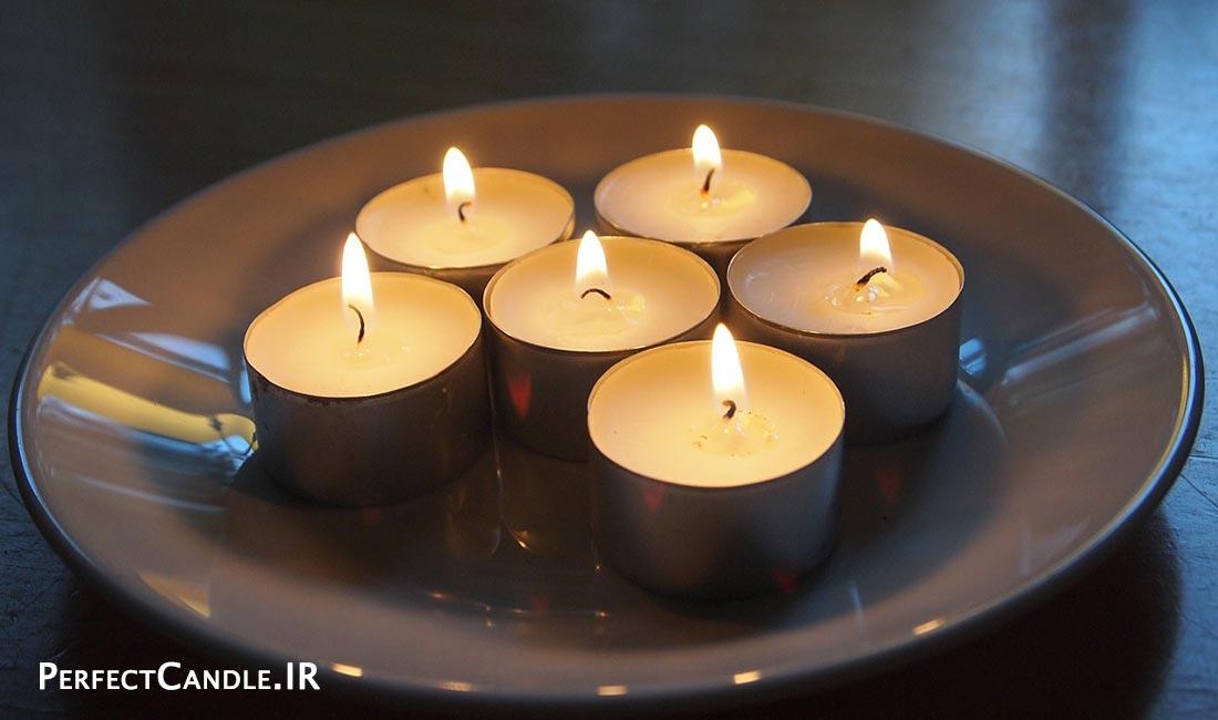 کوتاه در مورد شمع