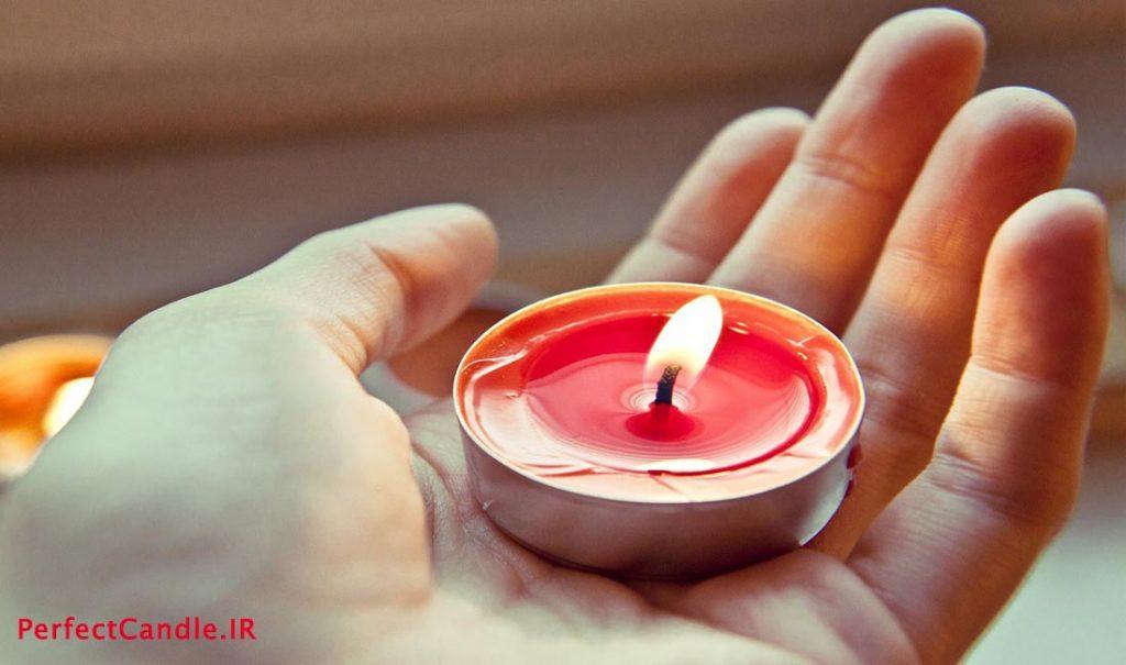 آموزش ساخت شمع در منزل