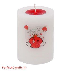 شمع وارمر طرح یلدا شماره ۳