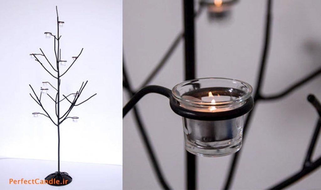 آموزش ساخت شمعدان شیک و زیبا