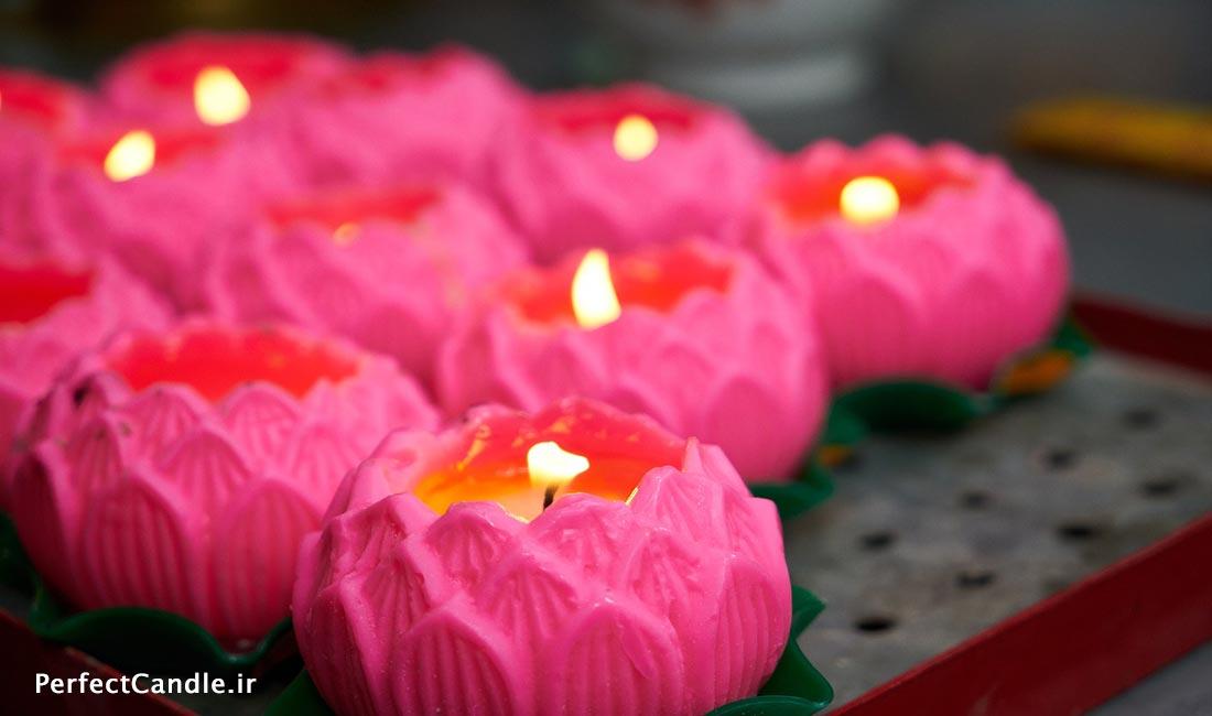 نکاتی ناب در مورد شمع