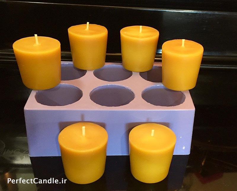 قالب شمع سازی