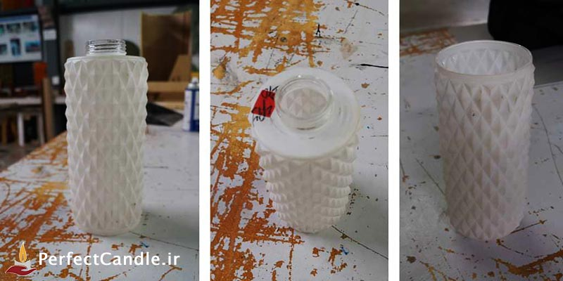 مدل برای ساخت قالب سیلیکونی