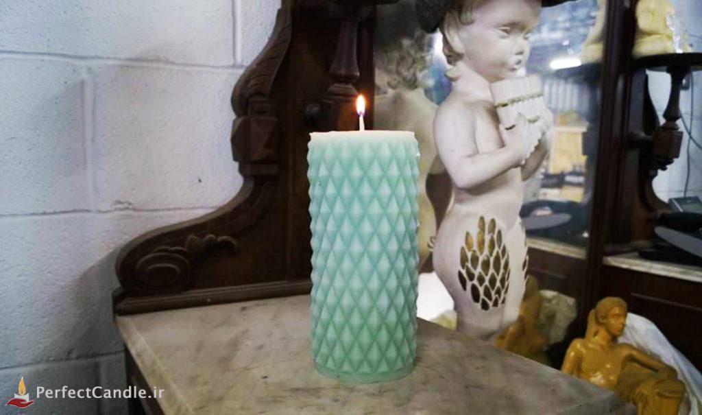 آموزش ساخت قالب شمع سیلیکونی