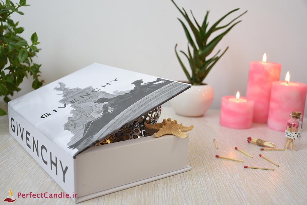 کتاب دکوراتیو ۱۳ - کتاب باز شو