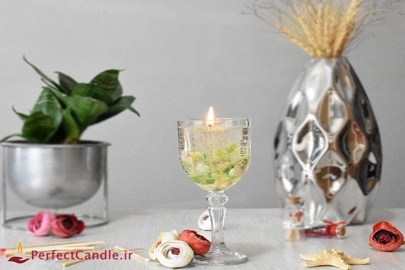 آموزش شمع سازی قسمت 6