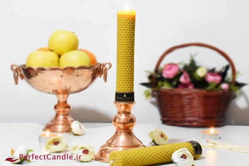 آموزش شمع سازی قسمت 7