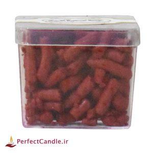 رنگدانه شمع سازی (قرمز اسکارلت)