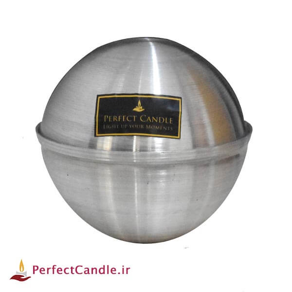 قالب گوی قطر 10cm مخصوص شمع سازی