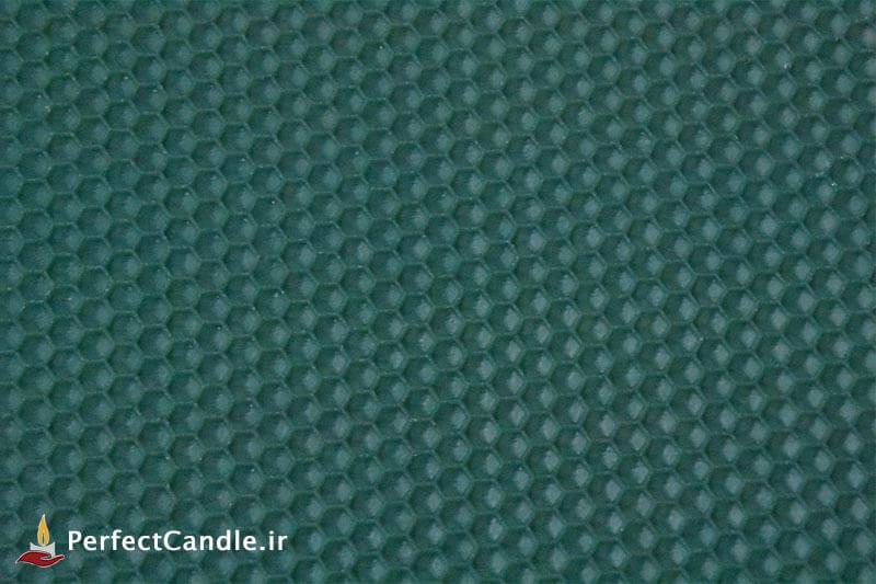 ورق موم عسل طبیعی (سبز)