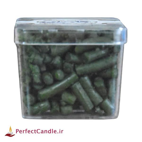 رنگ دانه شمع (سبز زیتونی)