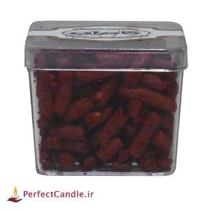 رنگ دانه شمع (قرمز روبین)