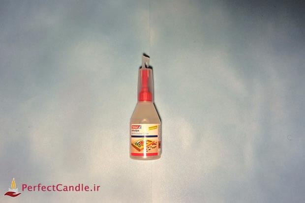 چسب مخصوص شمع لیوانی