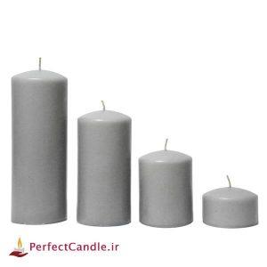 ست ۴ تایی شمع محدب طوسی